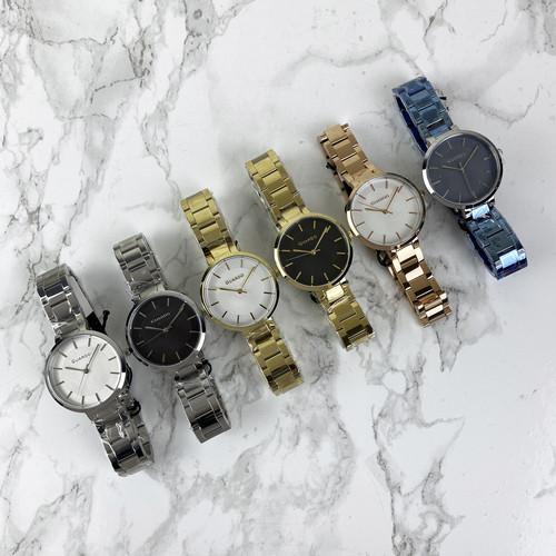 Жіночі наручні годинники Guardo 012505-5 Cuprum-White