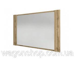 Зеркало Сокме Франческа 1370 137,4×60×2,2 дуб вотан/латте