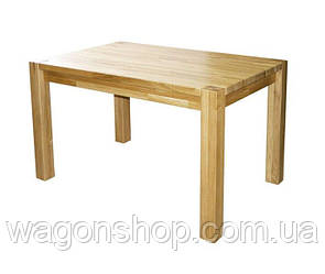 Стол обеденный Грамма Амберг Люкс 80х160 дуб (AML160)