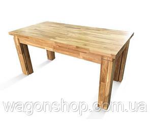 Стол раскладной Грамма Ельбридж 90х160 + 360 дуб (EB160)
