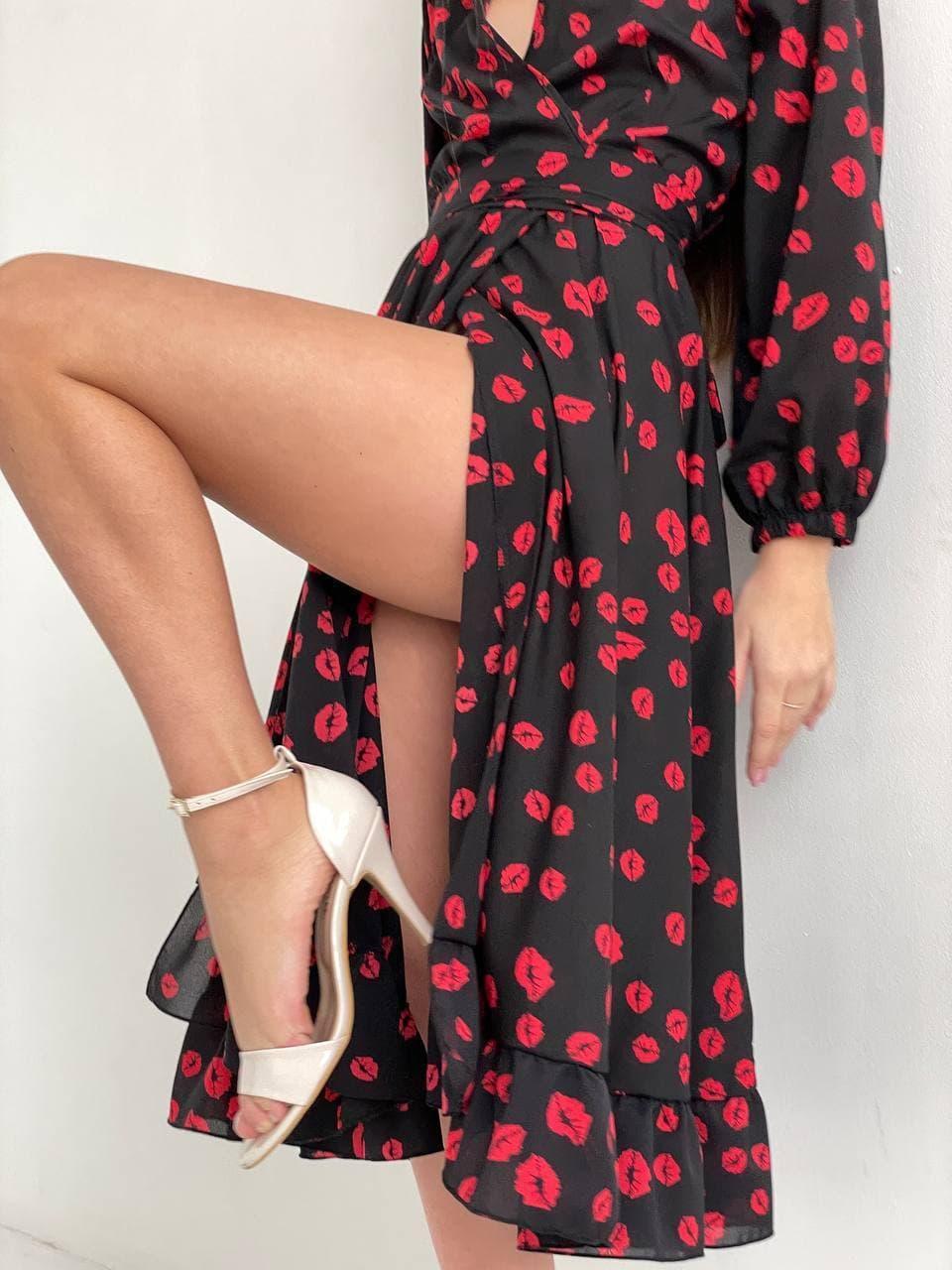Жіноче плаття софт 2674