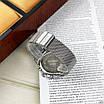 Часы наручные мужские Guardo B01352(2)-2 Silver-Blue-White серебреные, фото 2