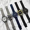 Часы наручные мужские Guardo B01352(2)-3 Black-Gold, фото 5
