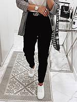 Жіночі модні джинси з високою посадкою в кольорах (Норма), фото 8