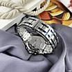 Годинники чоловічі статусні Guardo S01797-4 Silver-Blue класика, фото 3