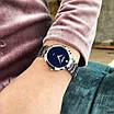 Часы наручные женские Guardo S02407-3 Silver-Blue, фото 2