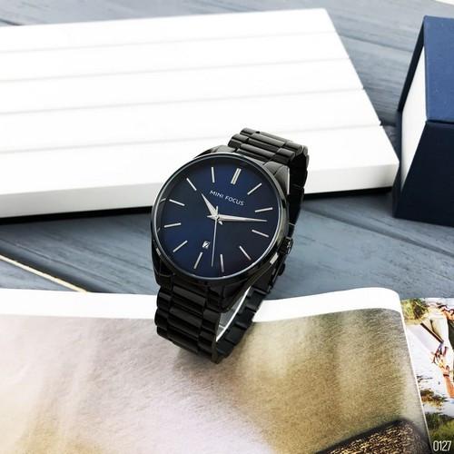Часы наручные мужские Mini Focus MF0050G Black-Blue