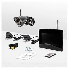 Беспроводная система видеонаблюдения Danrou KCM-6771DR