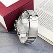 Часы наручные мужские Naviforce NF9147 Silver-White-Red, фото 2