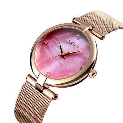 Skmei 9177 Cuprum-Pink