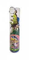 Игрушечные животные HD 002-042 в колбе (Динозавры)