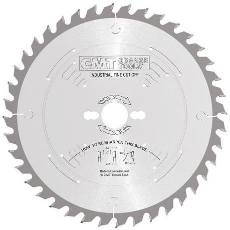 CMT 300x30x3,2x36 пиляльний диск універсальний, поздовжній і поперечний рез, фото 2