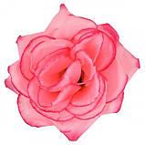 Искусственные цветы букет роз и колокольчиков, 48см, фото 2