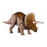 """Фігурка динозавра """"Небезпечні супротивники"""" зі звуковими ефектами з фільму """"Світ Юрського періоду"""""""
