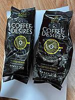 Кофе в зернах арабика COFFEE DESIRES Индия. Плантейшн 250г