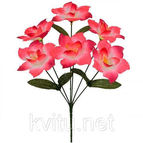 Искусственные цветы букет ландыш двойной,  35см