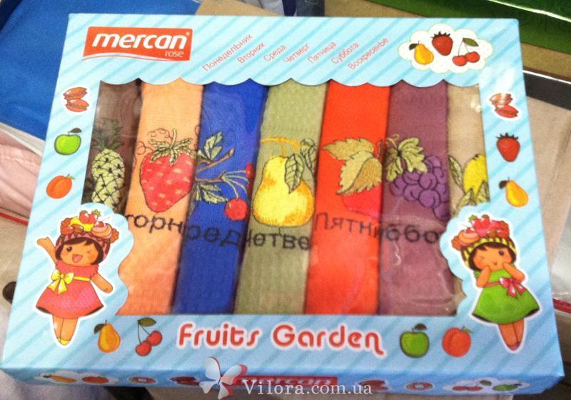 Набор кухонных вафельных полотенец Mercan 50*70
