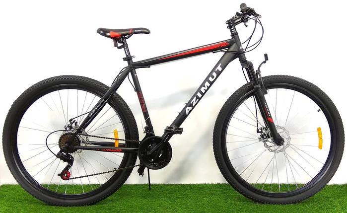 Горный велосипед Azimut Energy 29 GD+ (21 рама), фото 2