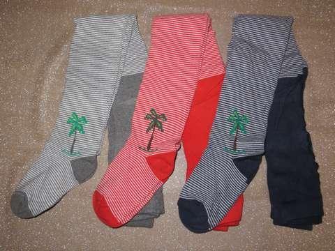 Колготки для мальчика с пальмой Bross