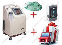 Концентратор кислорода БИОМЕД 7F-5 + Пульсоксиметр в подарок + Бесплатная доставка НП