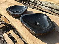 Раковина з натурального базальту. Baltazor, фото 1