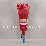 Фильтр для горячей воды Atlas Filtri HYDRA Hot 1/2 RAH 90 mcr IN, фото 3