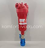 Фильтр для горячей воды Atlas Filtri HYDRA Hot 1/2 RAH 90 mcr IN, фото 4