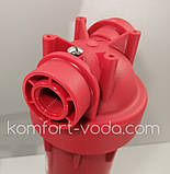 Фильтр для горячей воды Atlas Filtri HYDRA Hot 1/2 RAH 90 mcr IN, фото 5