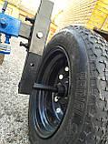 Адаптер для мотоблока ТМ Зализо под жигулевские колёса(регулируемое дышло), фото 2