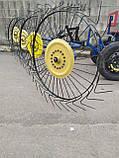 Адаптер для мотоблока ТМ Зализо под жигулевские колёса(регулируемое дышло), фото 3