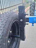 Адаптер для мотоблока ТМ Зализо под жигулевские колёса(регулируемое дышло), фото 5