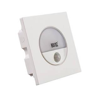 Світлодіодний світильник сходовий GOLD 3W (з датчиком)