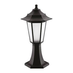 Світильник садово-парковий BEGONYA-1 Е27 чорний