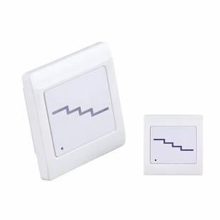 Світлодіодний світильник сходовий QUARTZ (з датчиком)