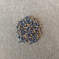 Стразы камушки цвет синий d-2,5(+-)мм уп.\10гр(+-) купить оптом в интернет магазине