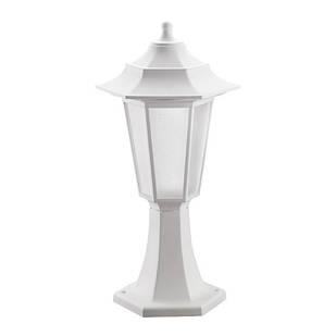 Світильник садово-парковий BEGONYA-1 Е27 білий