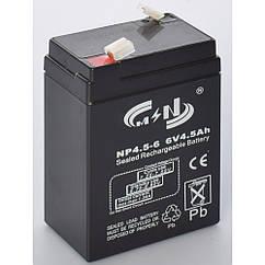 Аккумуляторная батарея MN Power 6V/4,5Ah-BATTERY для детского электротранспорта