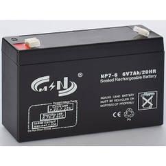 Аккумуляторная батарея MN Power 6V/7Ah-BATTERY для детского электротранспорта