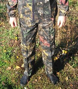 Штаны камуфляжные Дубок темные 46-58р 48