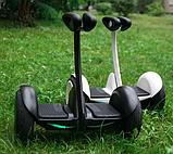Segway Білий xiaomi Ninebot Mini Гироскутер смарт баланс Ninebot Mini чорний Original, фото 2