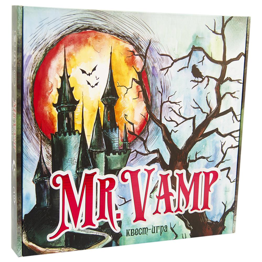 Настільна гра Mr. Vamp