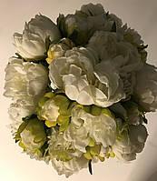 Букет из искусственных цветов пионов Jolipa, фото 1