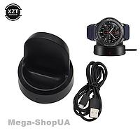 Беспроводная зарядная зарядка док-станция для смарт часов Samsung Galaxy Watch Gear S2 / Gear S3 / 46mm / 42mm