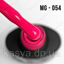 Гель-лак MG №054 (Spicy Pink), 8 мл