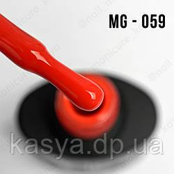 Гель-лак MG №059 (Salmon), 8 мл