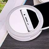 Селфи кільце светодиоидное XJ-01, фото 6