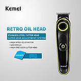 Машинка для стрижки волосся Kemei KM-691, фото 3