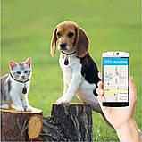 Умный Брелок iTag Anti lost Bluetooth-сигнализация, Трекер Android IOS, фото 6
