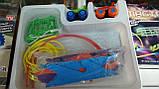 Трасса МОНСТР ТРАКИ ( Trix Trux ) 2 машинки в комплекте, фото 7