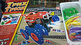 Трасса МОНСТР ТРАКИ ( Trix Trux ) 2 машинки в комплекте, фото 9